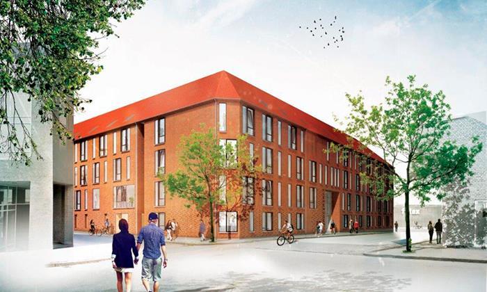 Esbjerg almennyttige Boligselskab (EAB) - DAB
