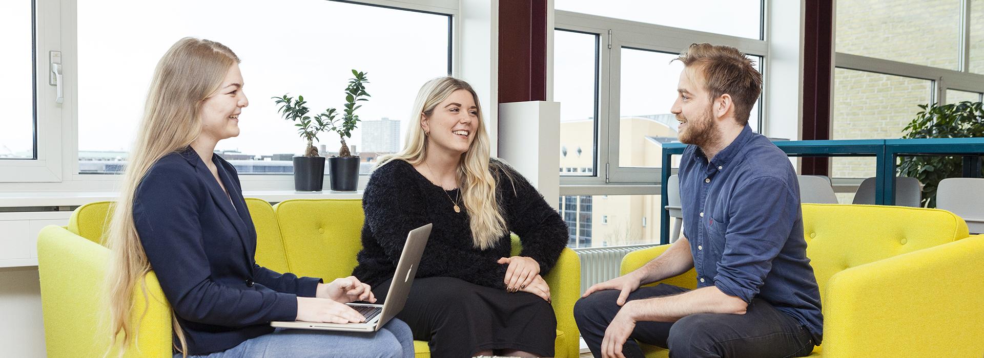 Stor succes med deltagelse i åbent hus i Studiebyen Esbjerg - DAB